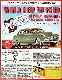 Win a 49 Ford